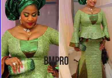 Latest Aso Ebi Designs