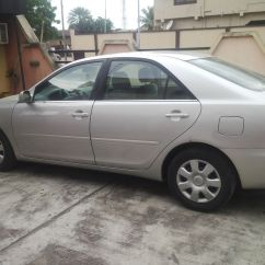 Brand New Toyota Camry For Sale In Ghana Yaris 2018 Trd Cvt 2004 Autos Nigeria