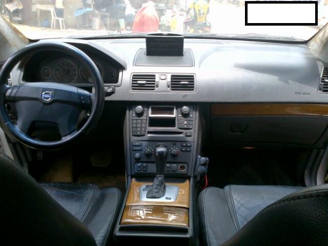 2005 Volvo Xc90 Navigation System