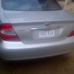 Brand New Toyota Camry Price In Nigeria Yaris Trd Olx Well Maintained Autos