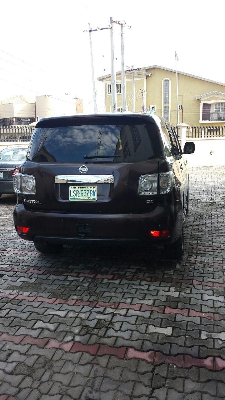 brand new toyota camry price in nigeria yaris trd sportivo 2017 registered 2012 nissan patrol [armored]... 15k mileage ...