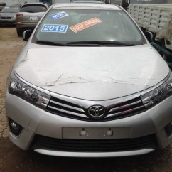 Brand New Toyota Altis Price Agya Trd 2015 Corolla Le For Sale Autos Nigeria 60 40 Split Fold Down Rear Seats Power Adjustable Colour Keyed Heated Mirrors Led Headlamps S Star Safety System Re