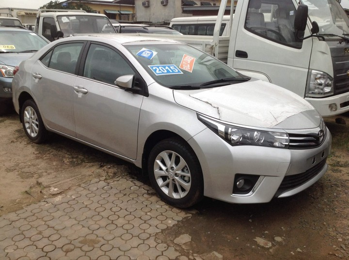brand new toyota altis price pelek grand veloz 2015 corolla le for sale autos nigeria nairaland