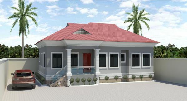 3 Bedroom House Design in Nigeria