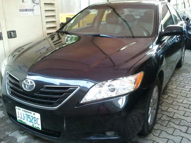brand new toyota camry nigeria grand avanza e 2018 08 xle 15k miles 2 8m autos bought this ride is nothing short of leather interior shinny black exterior auto transmission perfect engine and gear
