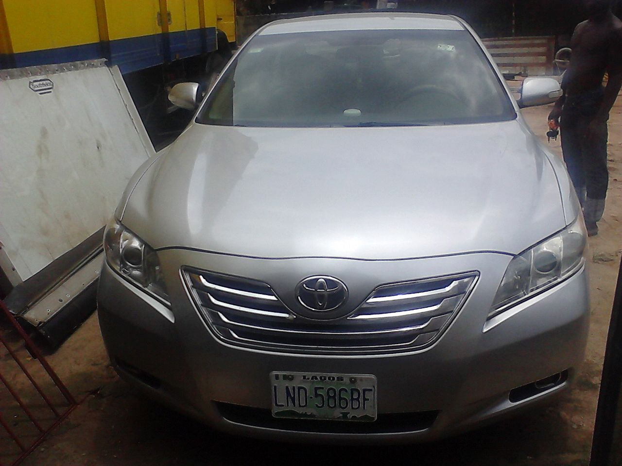 brand new camry price grand avanza second months used 2008 muzzle xle with navigation bought