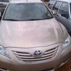 Brand New Toyota Camry Price In Nigeria Jok All Yaris Trd Full Option 2009 Model For Sale - Autos