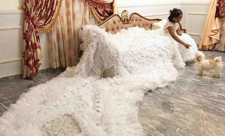 Most Expensive Nigerian Weddings Of 2014  Celebrities  Nigeria