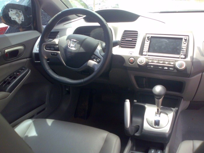 2007 Honda Civic Ex Discussion Reloaded Leather Alloys