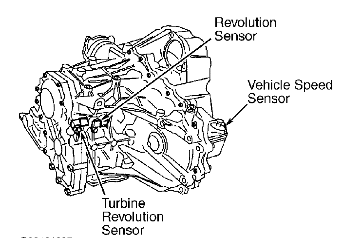 bmw vehicle speed sensor wiring diagram 2000 chevy cavalier radio 2005 nissan altima revolution auto related with