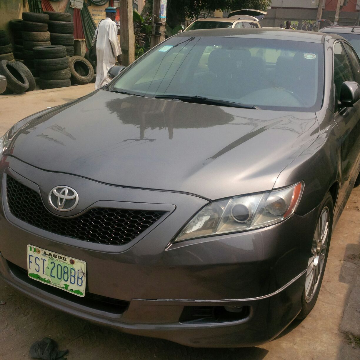 brand new toyota camry muscle grand veloz hitam clean and neat leather n1 650m
