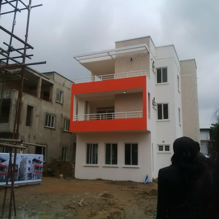 House Painting Interior Exterior Properties Nigeria