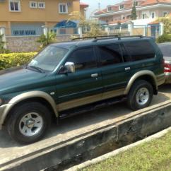 Brand New Toyota Camry Price In Nigeria Grill Chrome Grand Avanza 2004 Mitsibushi Nativa Gls Jeep For Sale - Autos