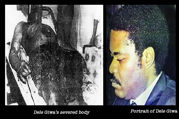 23 Years Later Dele Giwas Killersibb And Cohorts Walk