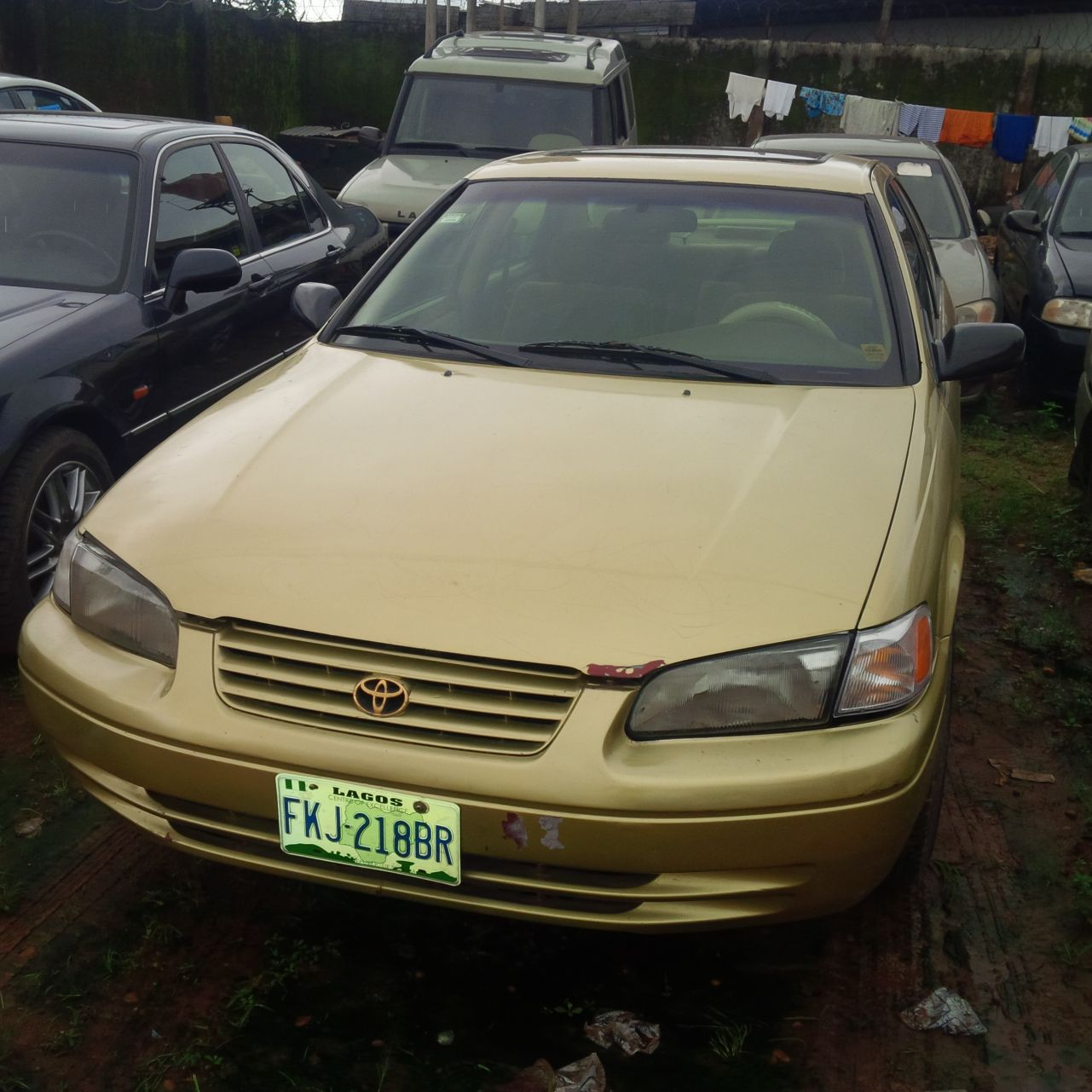 brand new toyota camry price in nigeria cara reset ecu grand avanza very clean pencil 560k autos