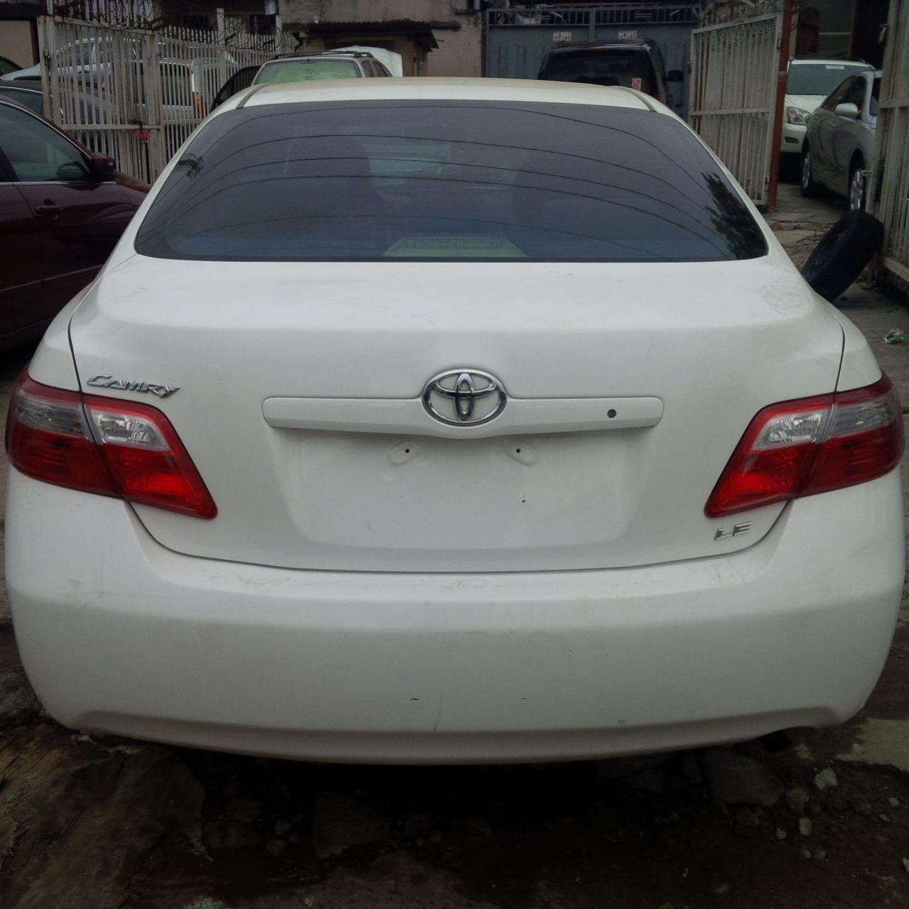 brand new toyota camry muscle berat all kijang innova sold white 2007 autos nigeria