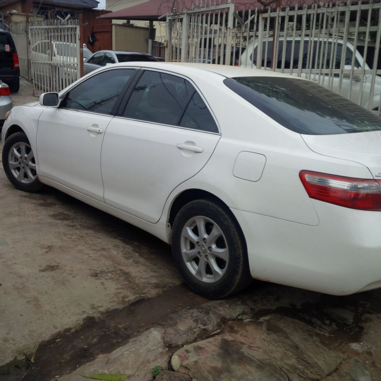 brand new toyota camry muscle yaris trd sportivo manual 2012 sold white 2007 autos nigeria
