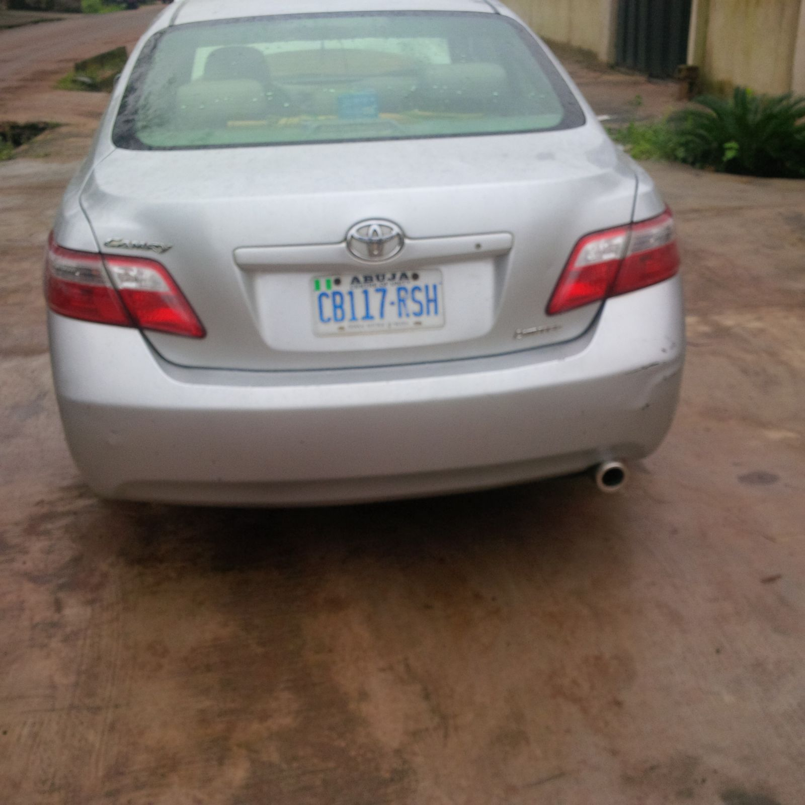 brand new toyota camry price in nigeria jual all reg 2008 limited owerri sold autos