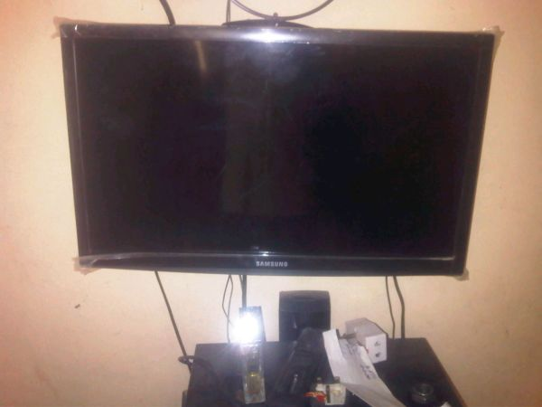 Used Samsung Plasma Tv 26inches Call 08146319084 - Technology Market Nigeria
