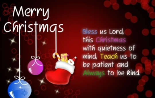Merry Christmas Greetings And Messages 2015 Culture Nigeria