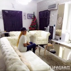 Living Room Decorations In Ghana Modern Style Furniture 7 Nigerian Celebrities And Their Beautiful Houses (photos ...
