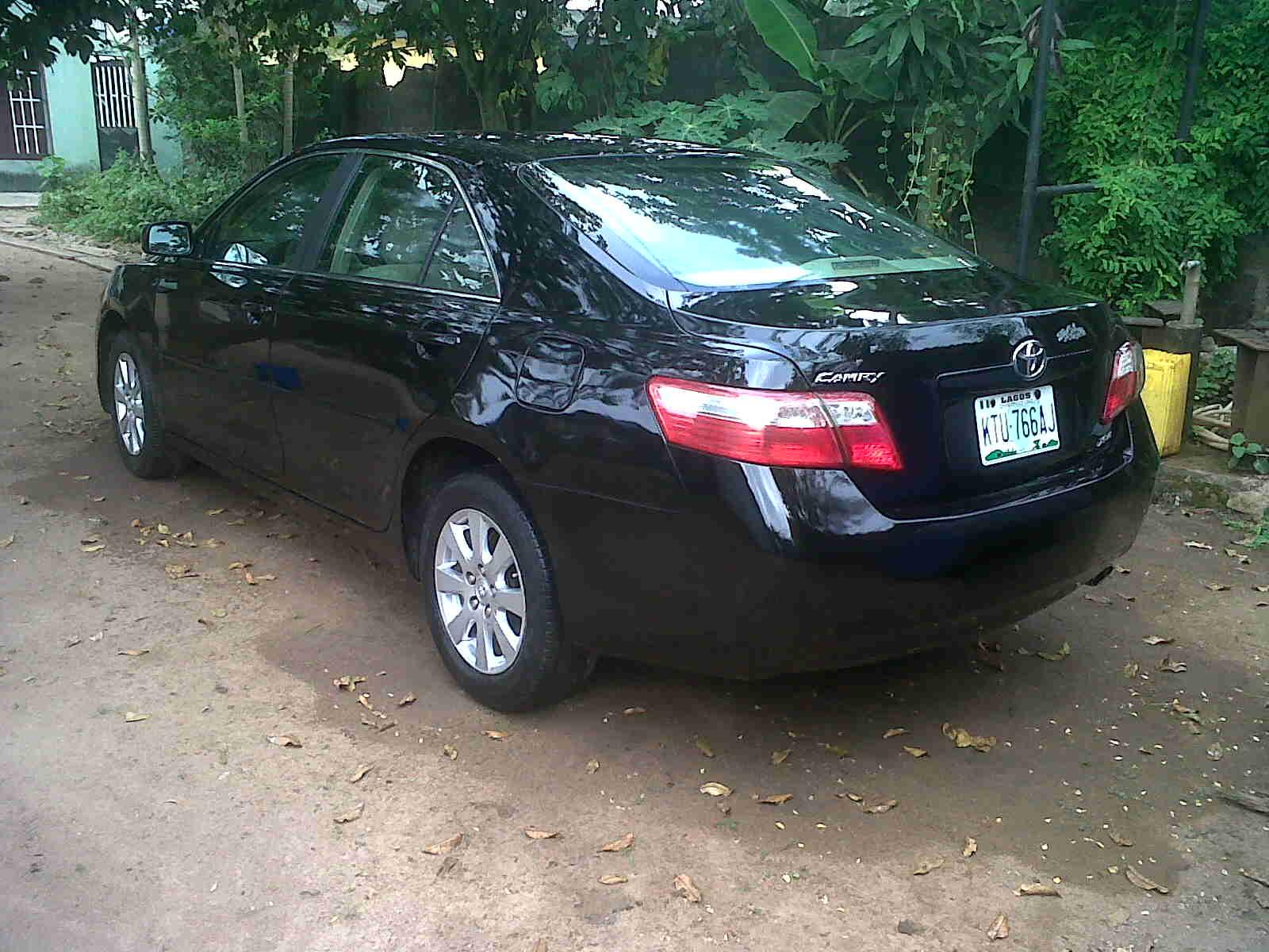 brand new toyota camry muscle perbedaan yaris trd dan heykers 1 5m autos nigeria