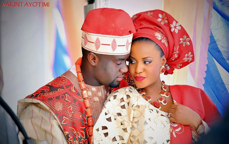 6 Lovely Indigenous Nigerian Wedding Attires And Bridal Looks photos  Culture  Nigeria