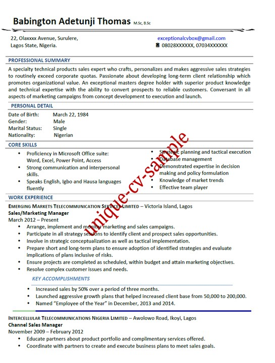 What Is The Proper Way Of Sending CV Through Email? Jobs