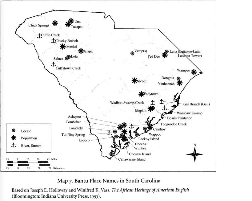 Origin Of The Bantu Peoples: Eastern Nigeria/Western