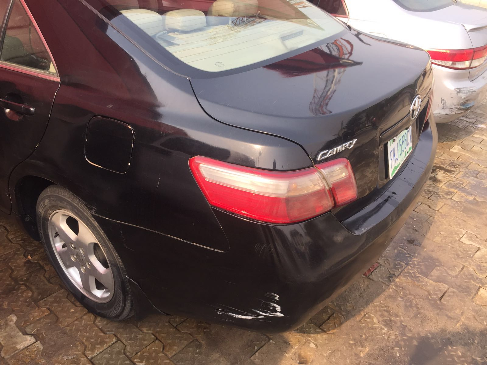 brand new toyota camry muscle grand avanza silver metallic automatic transmission gear nigeria