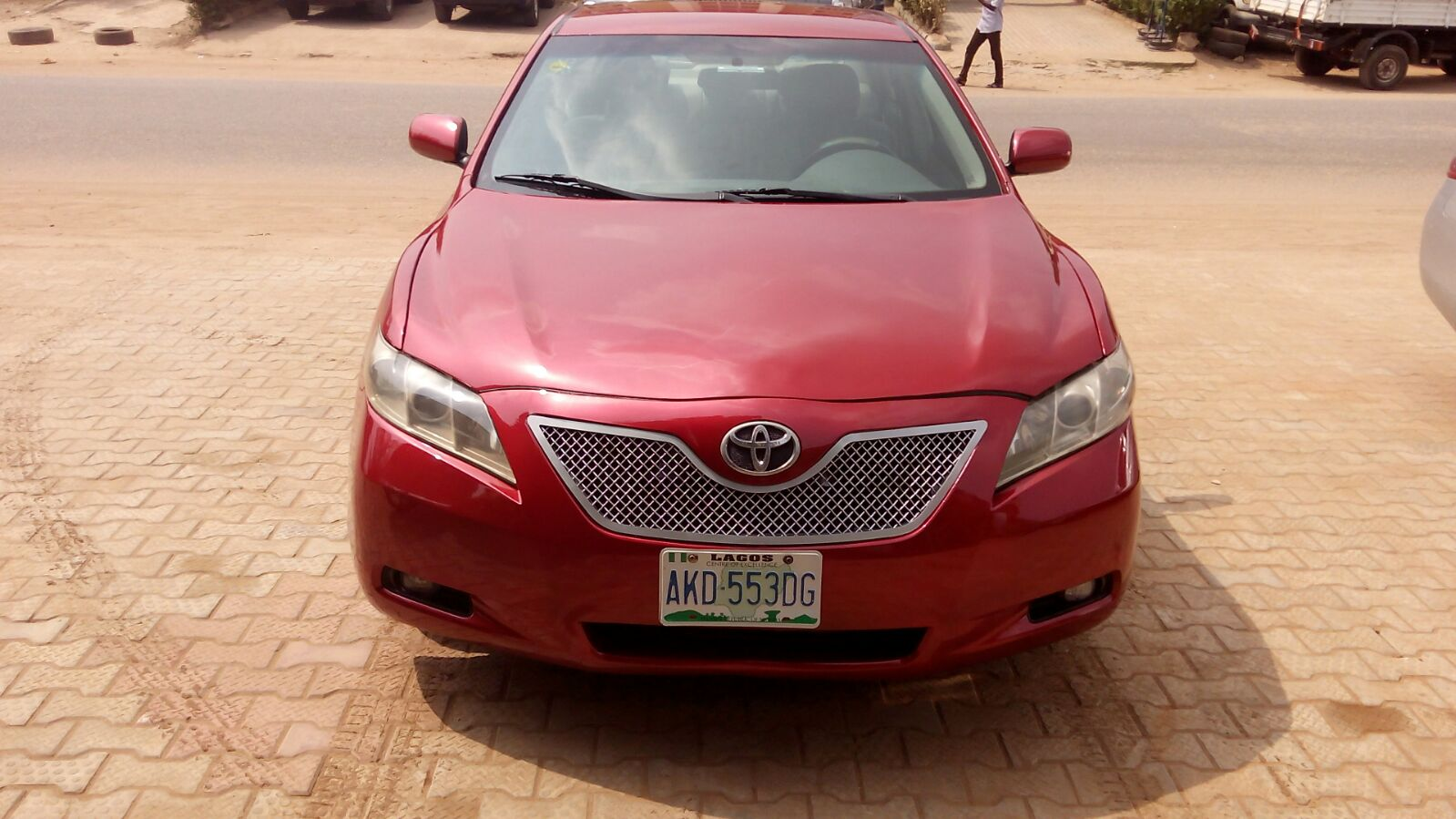 brand new toyota camry muscle all yaris trd registered for sale autos nigeria