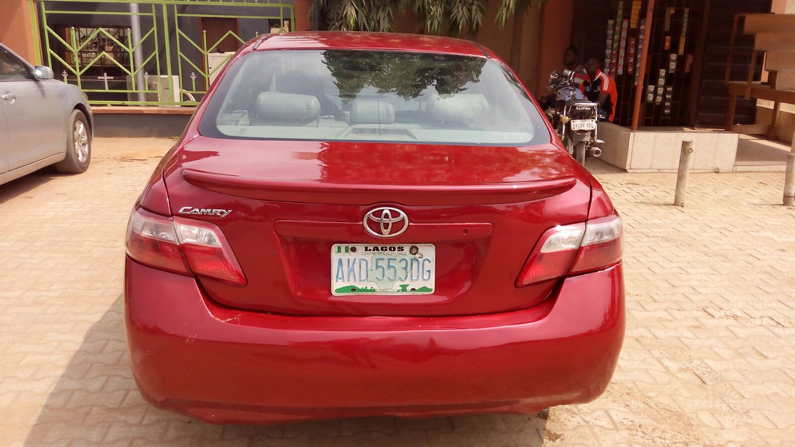 brand new toyota camry muscle all kijang innova 2.4 v a/t diesel lux registered for sale autos nigeria