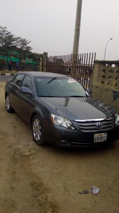 brand new toyota camry price in nigeria grand avanza veloz matic toks avalon xls 2006 model - autos