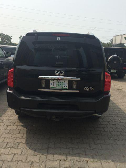brand new toyota camry price in nigeria jual all kijang innova 2008 full option infiniti qx56 used selling cheap - autos ...