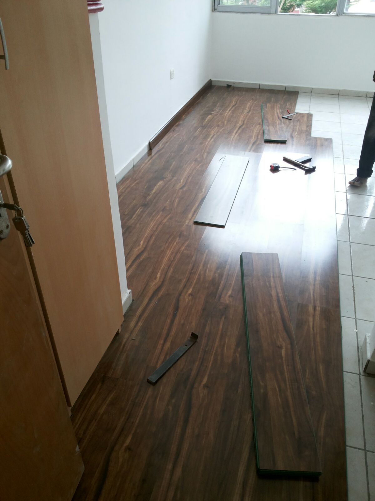 3D Flooring  Laminated Wooden Floor  Adverts  Nigeria