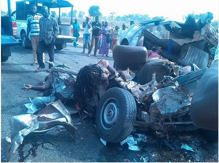 Dead Bodies Everywhere! Fatal Accident Kills Many In