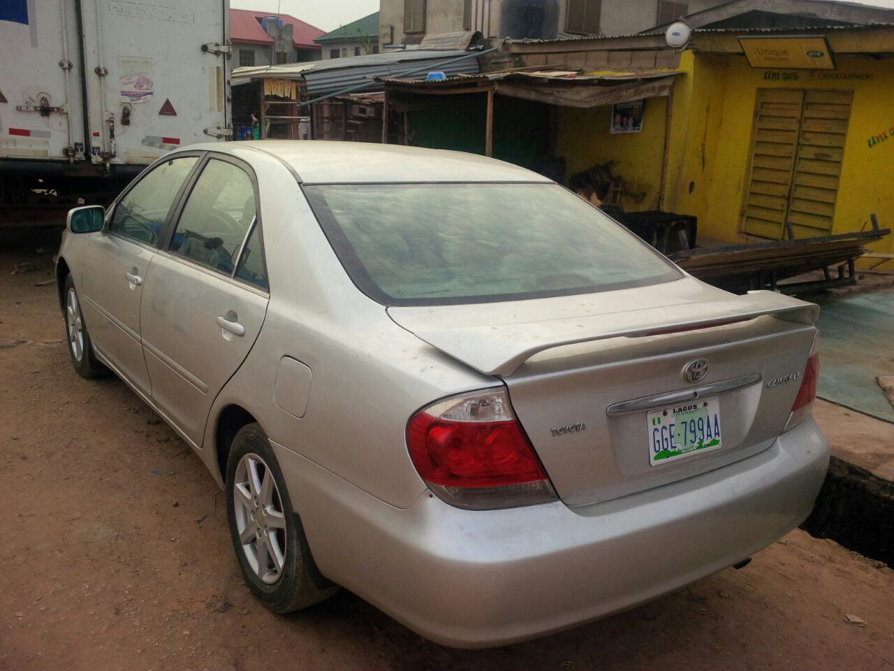 brand new toyota camry nigeria grand avanza g 1.5 used 03 for sale 900k autos