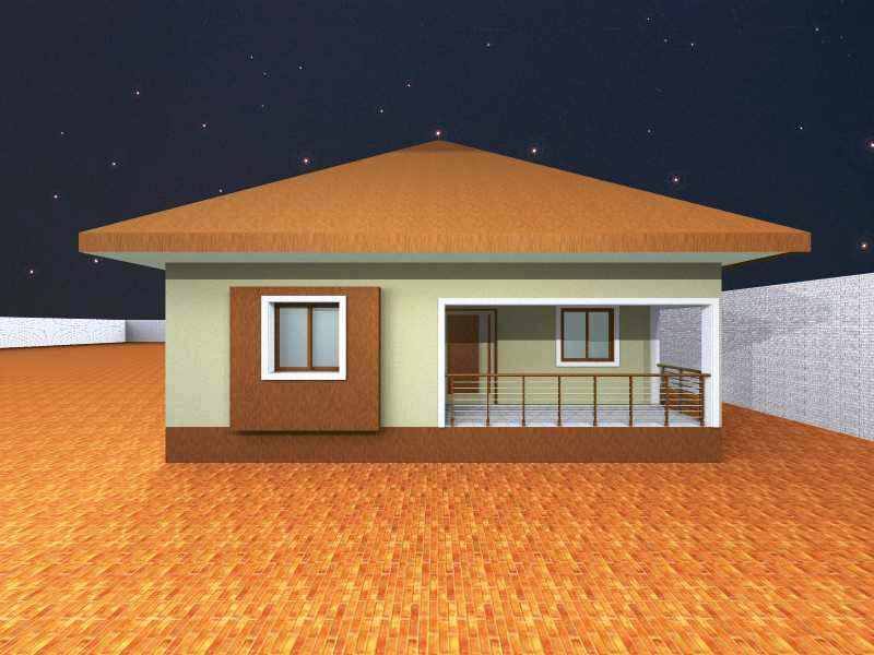 10 Great Building Designs That Can Fit Into A 50x50 Plot Of Land  Properties  Nigeria