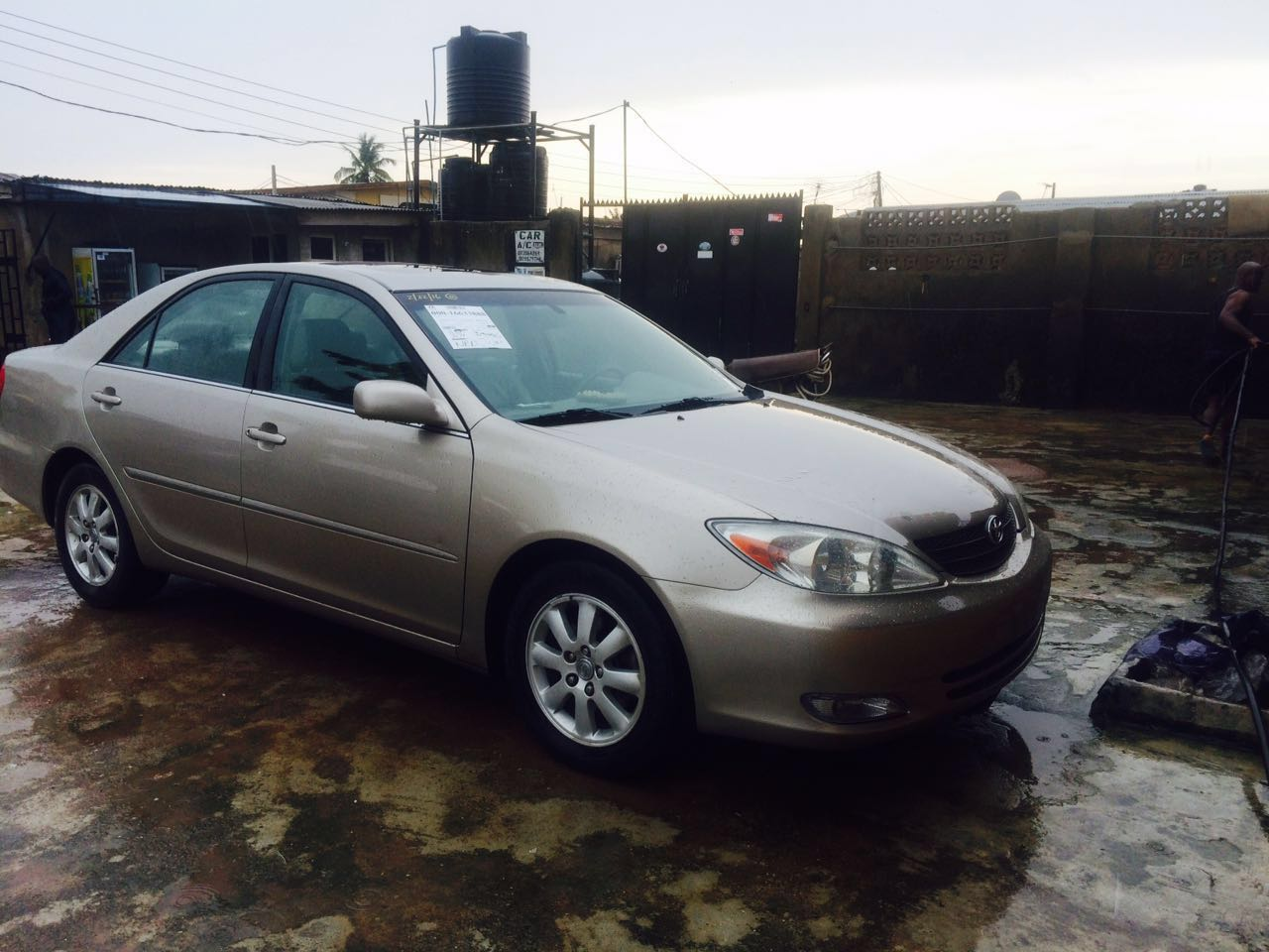 brand new toyota camry for sale in ghana no mesin grand avanza tokunbo 2004 05 xle 1 650m sold