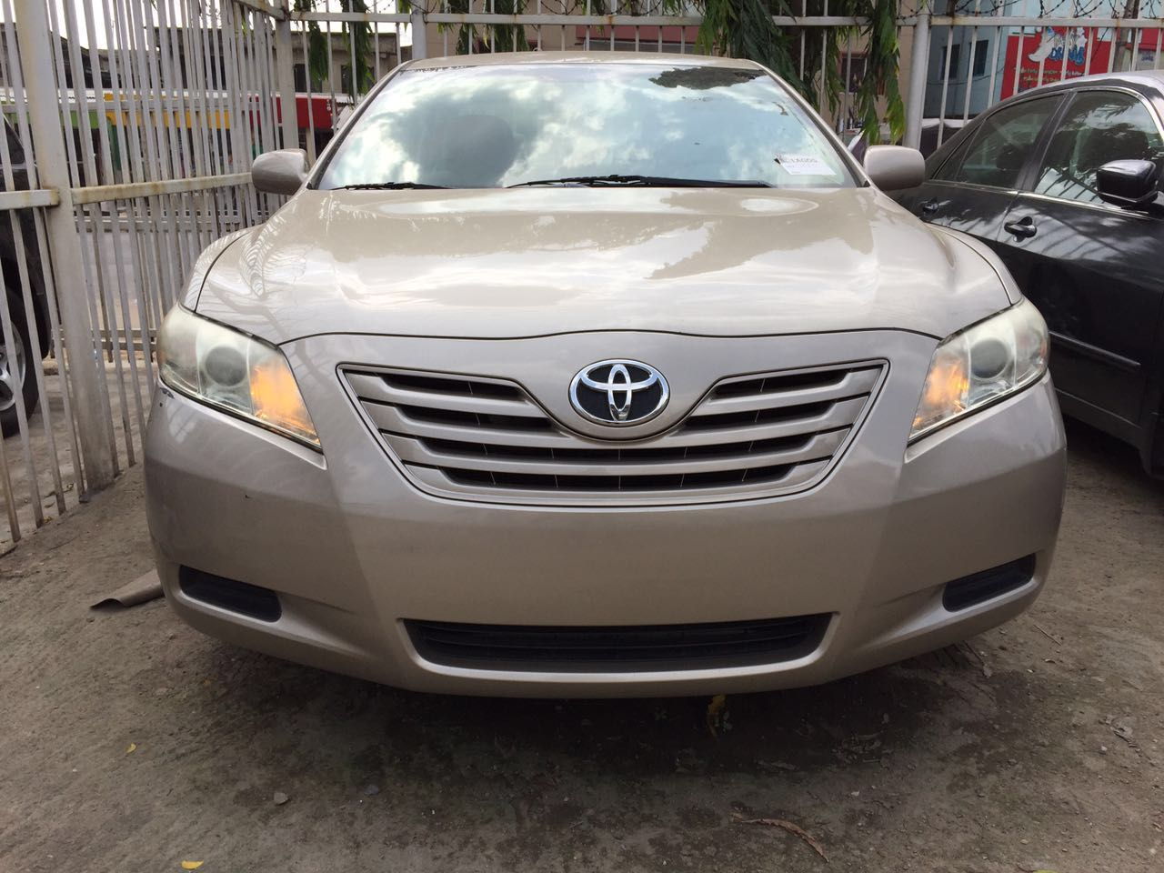brand new toyota camry price in nigeria perbedaan grand avanza 1.3 dan 1.5 toks 2008 le accident free 4 units available