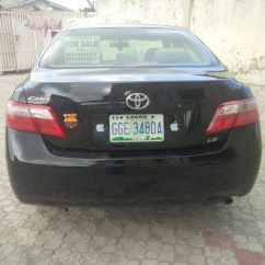 Brand New Toyota Camry For Sale All Commercial Song Clean Autos Nigeria