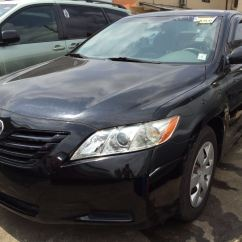 Brand New Toyota Camry Nigeria All Kijang Innova 2.0 V M/t Toks 2008 Le Accident Free 4 Units Available