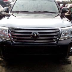Brand New Toyota Camry Price In Nigeria Head Unit Grand Avanza Veloz Brandnew 2015 Landcruiser Prado Autos