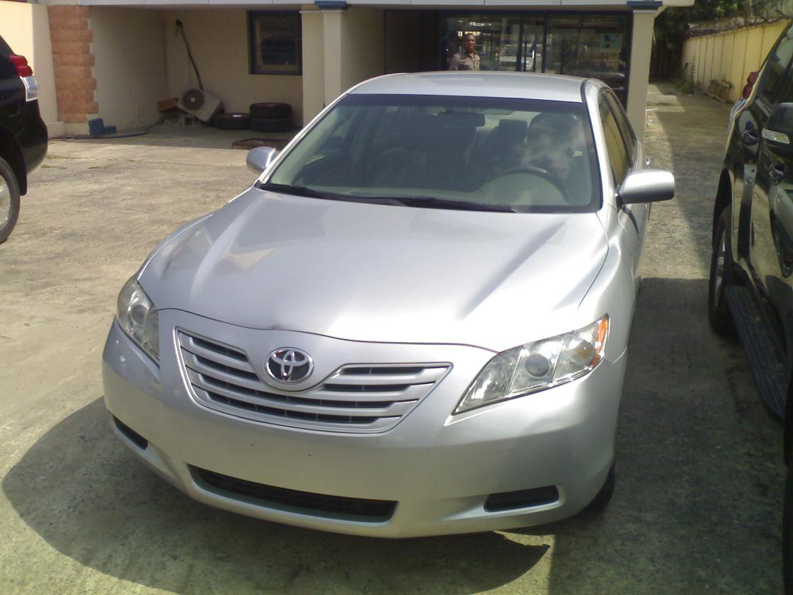 brand new toyota camry nigeria harga grand avanza second sparkling 2007 model le price n2 7m only
