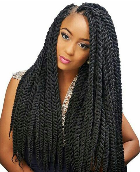 23 Best Crochet Twist Braid Ideas For Black Womenphotos