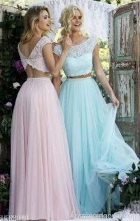2-piece Bridesmaid Dress Trend - Events - Nigeria
