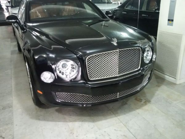 2015 Bentley Mulsanne Sedan Luxury Executive - Autos Ni