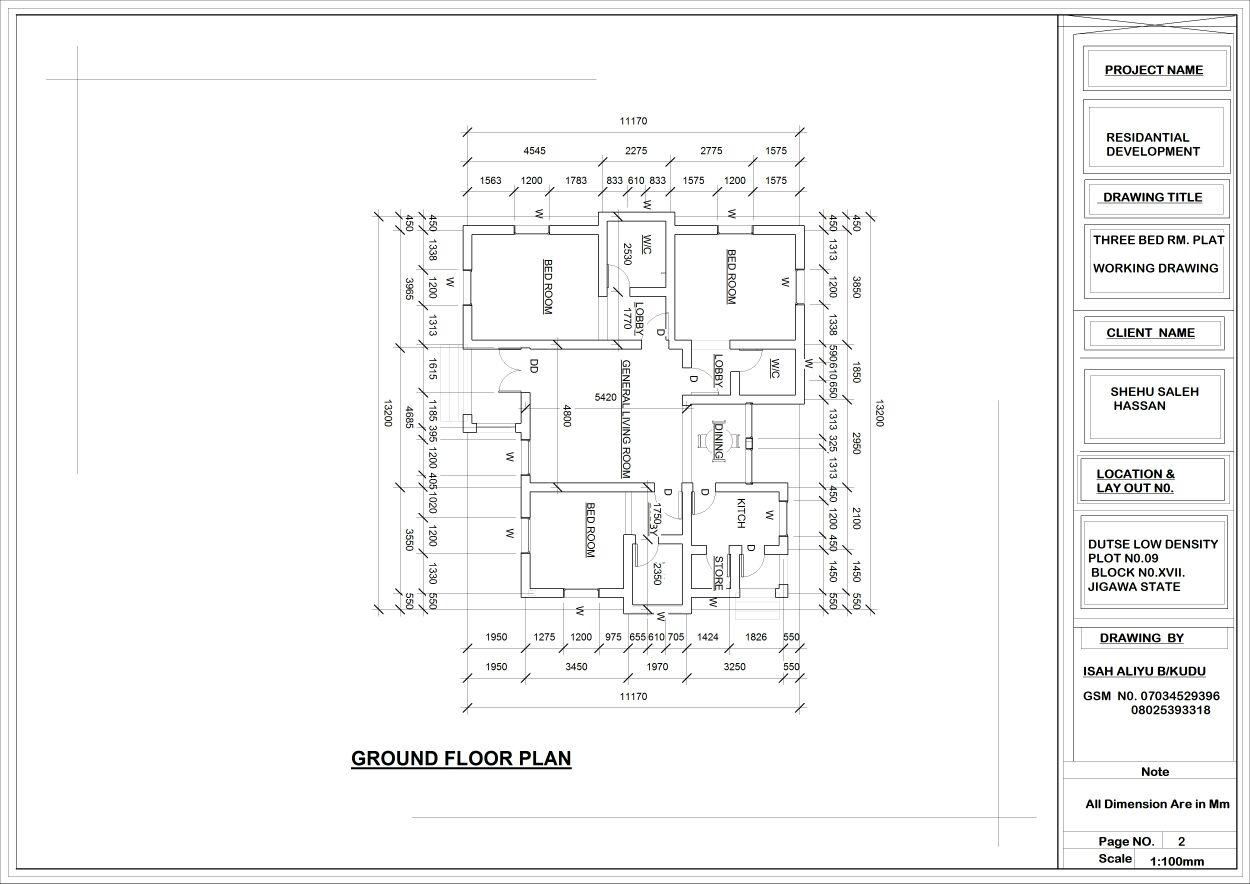 [Get 37+] Electrical Wiring Diagram Of 3 Bedroom Flat