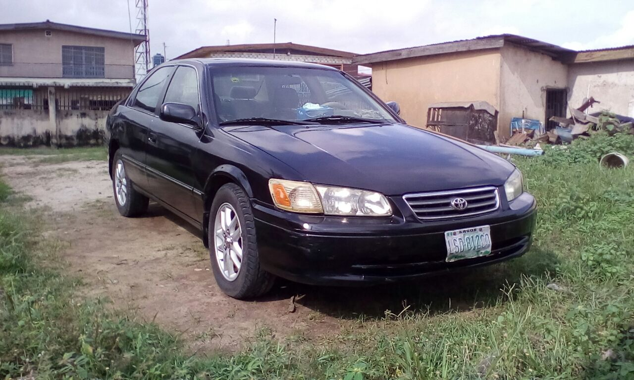 brand new toyota camry for sale interior all yaris trd sportivo used 2001 v6 750k negotiable