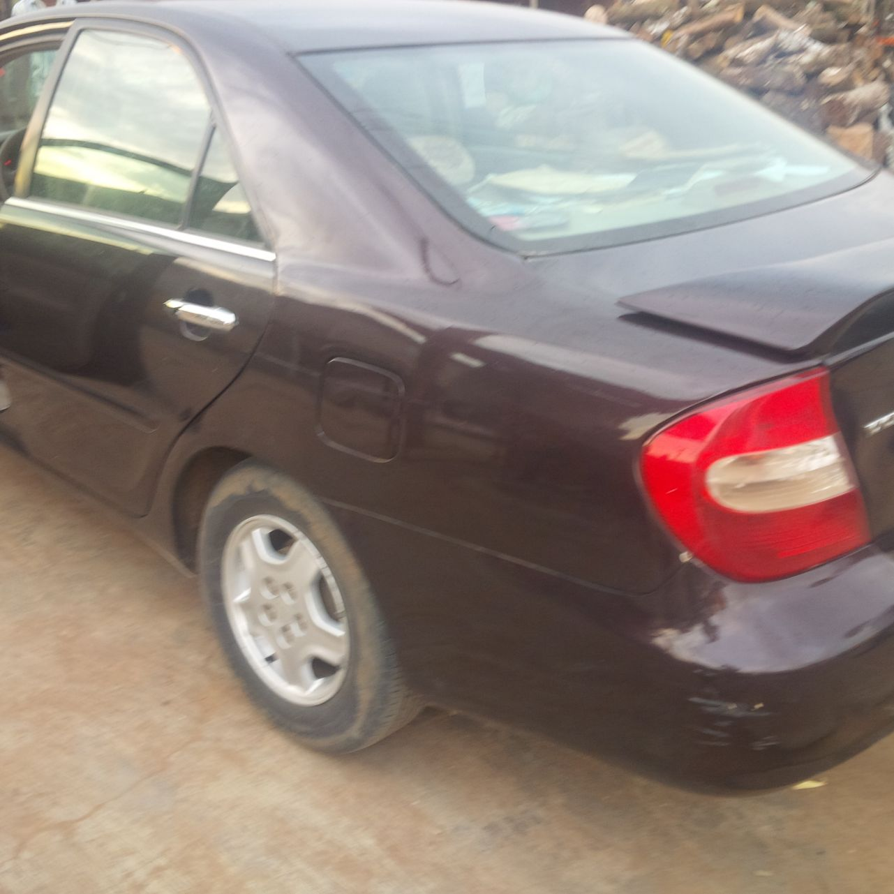 brand new toyota camry price in nigeria grand avanza ngelitik clean registered 2004 le leatherseat bigdaddy